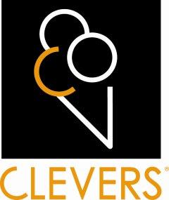 logoClevers_blok_klein
