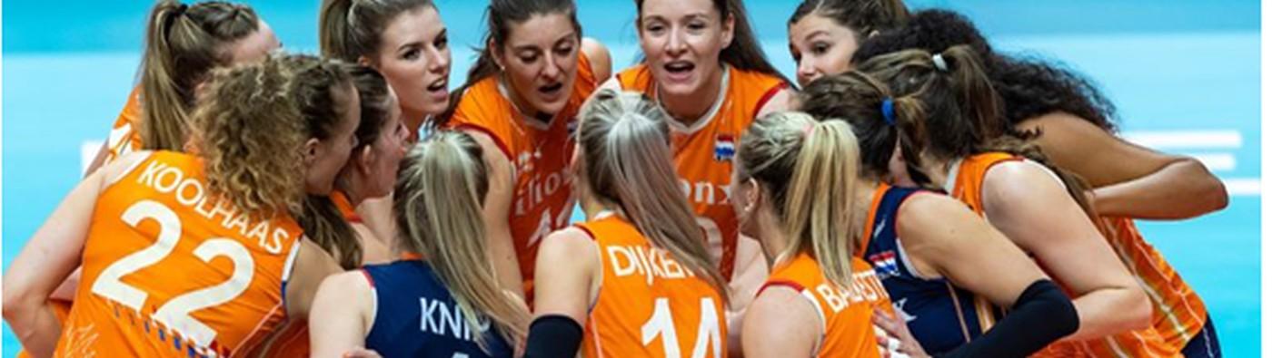 Met korting naar de Volleyball Nations League!